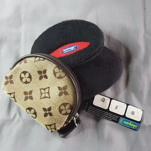 EARBAGS band less ear muffs black SZ M with case